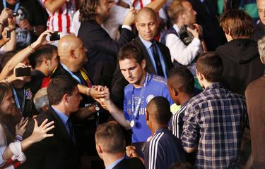 Chelsea v Atletico Madrid - UEFA Super Cup 2012
