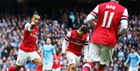 Manchester City v Arsenal - Barclays Premier League