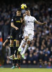 Tottenham Hotspur v Wigan Athletic - Barclays Premier League