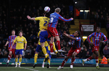 Crystal Palace v Preston North End npower Football League Championship