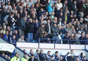 West Bromwich Albion v Queens Park Rangers - Barclays Premier League
