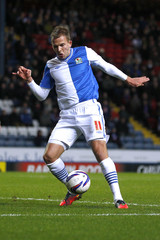 Blackburn Rovers v Cardiff City - npower Football League Championship