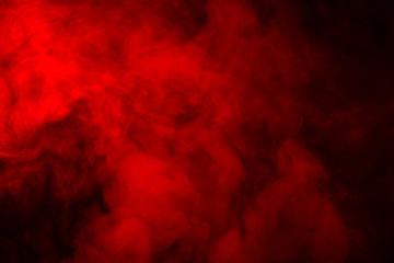 Red smoke texture