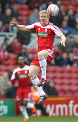 Middlesbrough v Reading npower Football League Championship