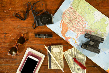 Tools for traveler
