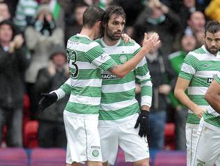 Partick Thistle v Celtic - Scottish Premiership