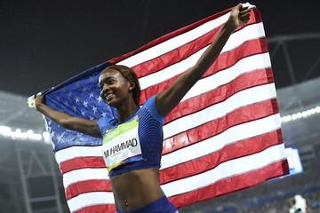 Athletics - Women's 400m Hurdles Final