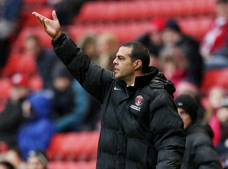 Charlton Athletic v Rotherham United - Sky Bet Football League Championship