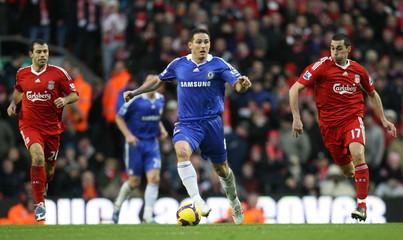 Liverpool v Chelsea Barclays Premier League