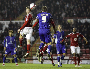 Bristol City v Leicester City npower Football League Championship