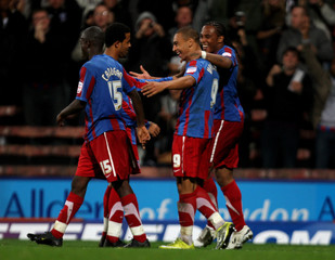 Crystal Palace v Portsmouth npower Football League Championship