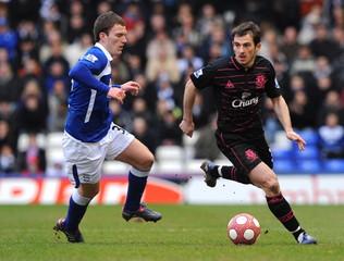 Birmingham City v Everton Barclays Premier League