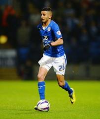 Bolton Wanderers v Leicester City - Sky Bet Football League Championship
