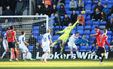 Tranmere Rovers v Walsall - Sky Bet Football League One