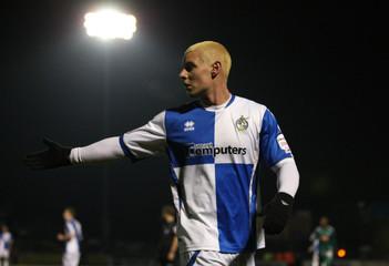 Bristol Rovers v Plymouth Argyle npower Football League One