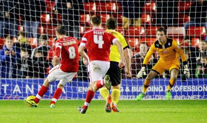 Barnsley v Colchester United - Sky Bet Football League One