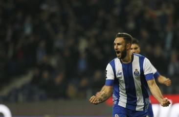 Football Soccer - Porto v Pacos Ferreira - Portuguese Premier League