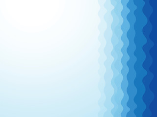 abstract blue presentation background