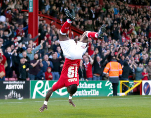 Bristol City v Oldham Athletic - Sky Bet Football League One