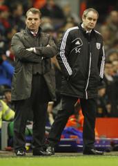 Liverpool v West Bromwich Albion - Barclays Premier League
