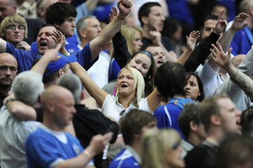 Everton v Manchester United FA Cup Semi Final