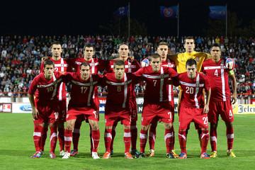 Serbia v England 2013 UEFA European Under 21 Championship Qualifying Play-Off Second Leg
