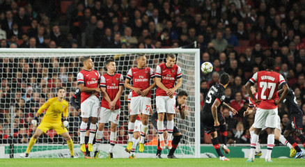 Arsenal v Olympiakos - UEFA Champions League Group B