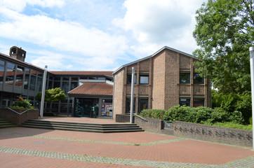 Rathaus, Raesfeld, NRW