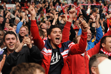 Stevenage v Torquay United npower Football League Two Play-Off Final