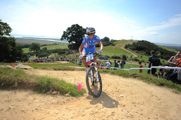 London 2012 Test Event - Hadleigh Farm Mountain Bike International