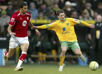 Norwich City v Bristol City Coca-Cola Football League Championship