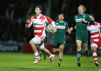 Gloucester Rugby v Leicester Tigers - Aviva Premiership