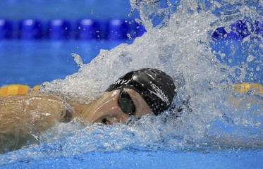 Swimming - Women's 400m Freestyle Final