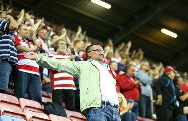 Wigan Athletic v Doncaster Rovers - Sky Bet Football League Championship