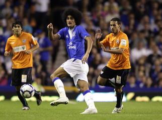 Everton v Malaga Pre Season Friendly