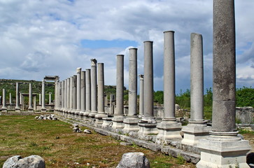 Ancient Perge City