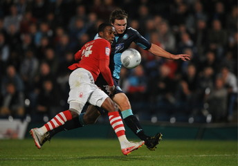 Wycombe Wanderers v Nottingham Forest Carling Cup Second Round