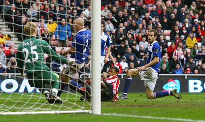 Sunderland v Birmingham City Barclays Premier League
