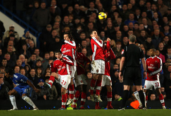 Chelsea v Arsenal Barclays Premier League