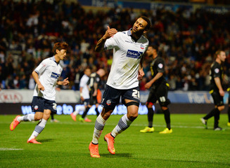 Bolton Wanderers v Bury - Capital One Cup First Round
