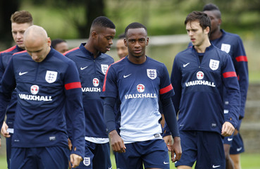 England Under 21 Training & Press Conference