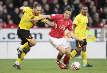 Nottingham Forest v Watford npower Football League Championship