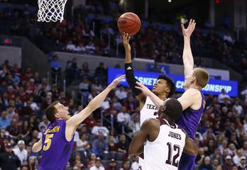 NCAA Basketball: NCAA Tournament-Second Round-UNI vs Texas A&M