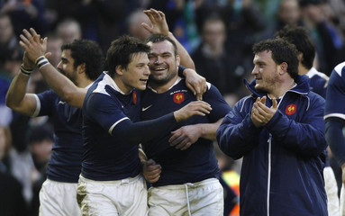 Ireland v France RBS Six Nations Championship 2011