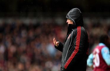 West Ham United v Liverpool Barclays Premier League