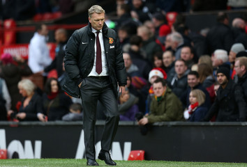 Manchester United v Newcastle United - Barclays Premier League