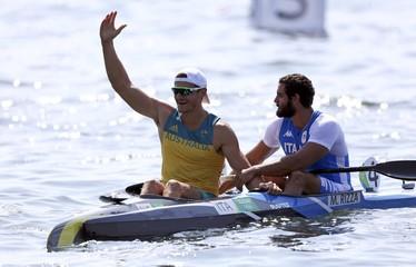Canoe Sprint - Men's Kayak Single (K1) 200m - Semifinal 1/2