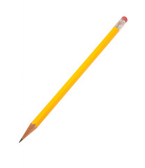 Yellow Lead Pencil