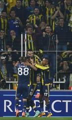 Fenerbahce SK v Lokomotiv Moscow - Europa League - Round of 32 First Leg