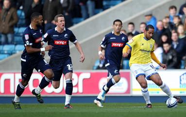Millwall v Birmingham City npower Football League Championship